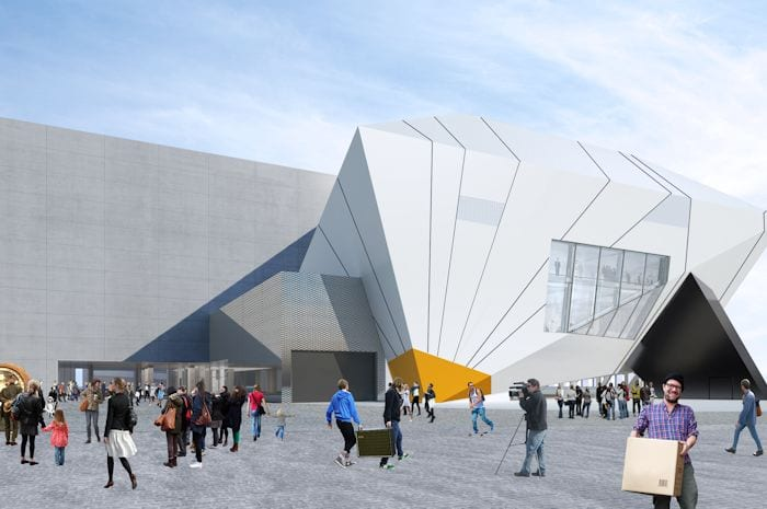 The Factory arts complex gets green light - but not everyone is happy I Love Manchester