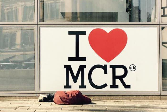 The biggest issue: have your say on Manchester's homelessness problem I Love Manchester