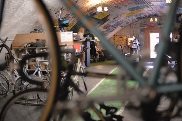 Underneath the arches: the bike shop doing business the right way I Love Manchester