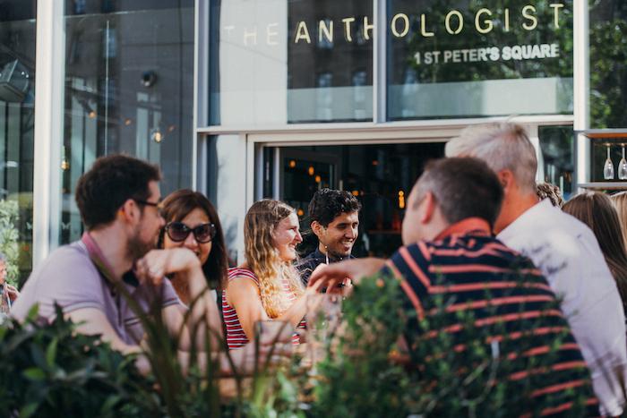 Anthologist-Exterior