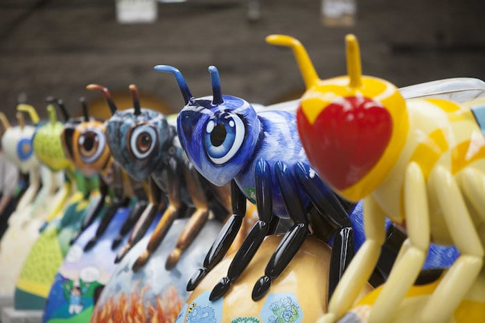 Three to see this weekend: bees, baths and lots of crafts I Love Manchester