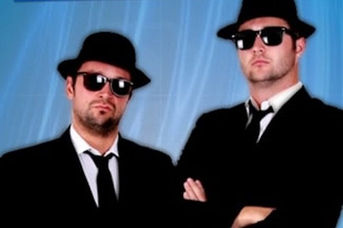 Shake a tail feather with the UK s number one Blues Brothers tribute ... 88aaf5f38dc