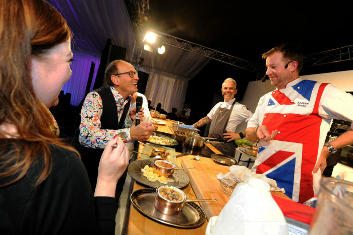 Bolton Food Festival: a gluttonous journey from glitzy gala to piles of pasties I Love Manchester