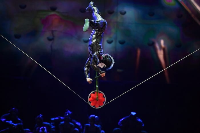 Sneak preview: behind the scenes of jaw-dropping Cirque du Soleil show coming to Manchester I Love Manchester