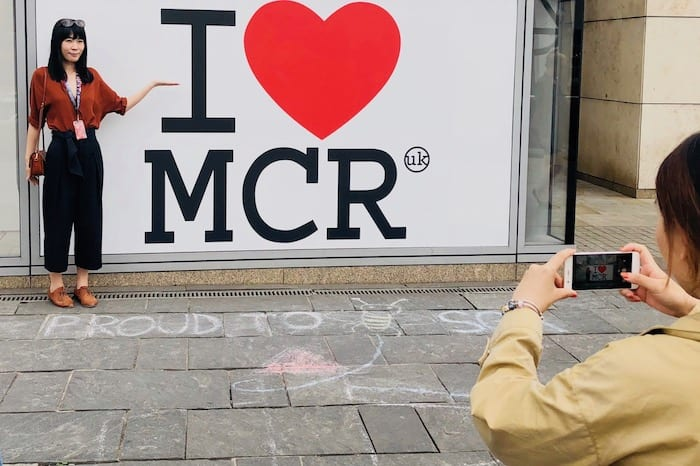 Manchester most liveable city in the UK according to major global survey I Love Manchester