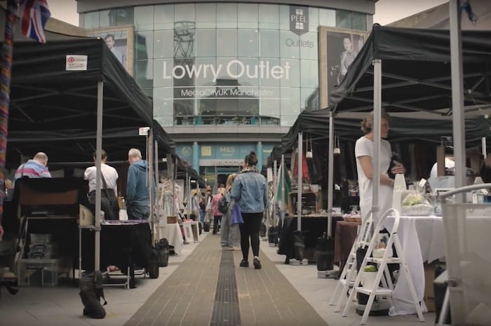 Prepare to meet your makers at Lowry Outlet this August Bank Holiday I Love Manchester