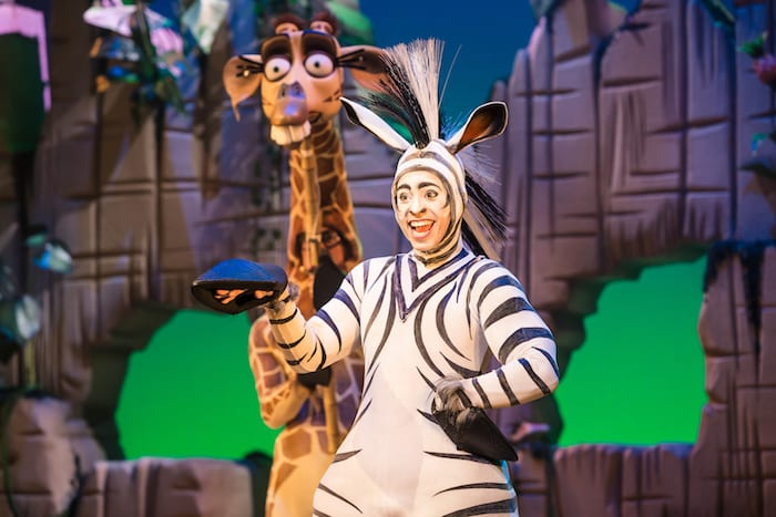 Review: Madagascar the Musical at The Palace Theatre I Love Manchester