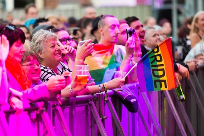 Manchester Pride reveals new location for 2019 festival I Love Manchester