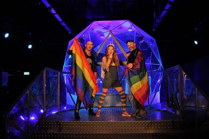 The Crystal Maze LIVE Experience is getting a rainbow makeover for Manchester Pride 2018 I Love Manchester