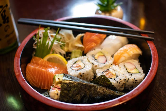 Keep the kids happy at Samsi with bite-size Japanese cuisine to suit every taste I Love Manchester