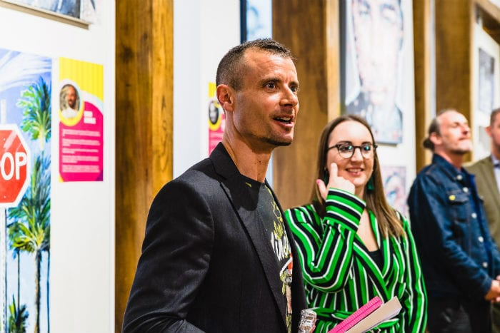 'Manchester is a powerhouse of artistic movement and growth': exhibition showcases UK's most innovative artists I Love Manchester
