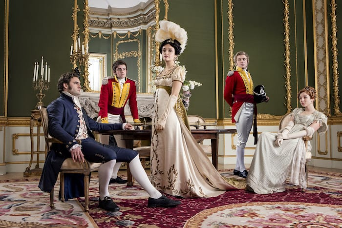 Oldham is where the heart is for star of lavish new ITV costume drama I Love Manchester