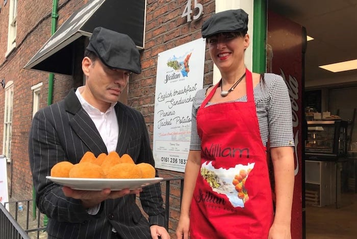 William, it's really something: the Northern Quarter butty shop bringing authentic Sicilian street food to Manchester I Love Manchester