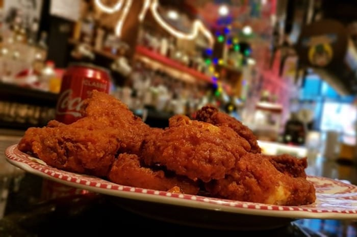 Get 10p wings every day of the week at this New Orleans-inspired dive bar I Love Manchester
