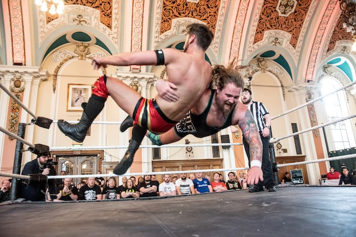 Manchester wrestling promotion celebrates 14th birthday with epic card of action I Love Manchester