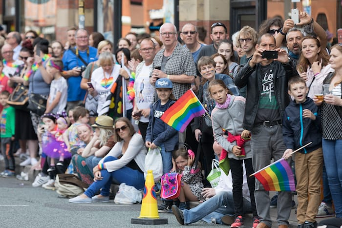 Everything you need to know to make the most of Manchester Pride Big Weekend I Love Manchester