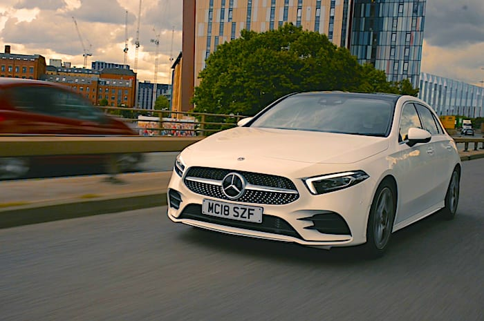 Why trendy Manchester professionals will buzz off the new Mercedes-Benz A-Class I Love Manchester
