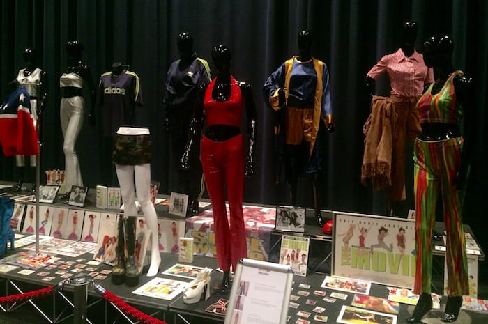 Thousands of items of Spice Girls merchandise and memorabilia go on display at Manchester Central I Love Manchester
