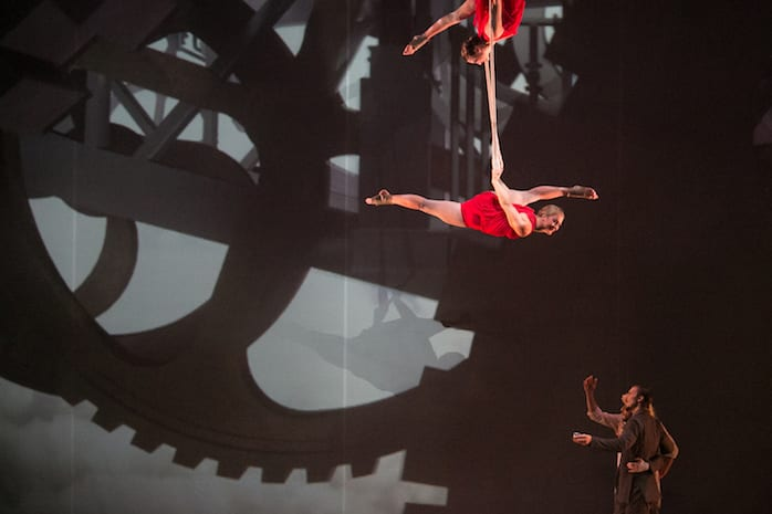 Acclaimed Canadian circus troupe celebrates 25th anniversary with a one-off show in Manchester I Love Manchester