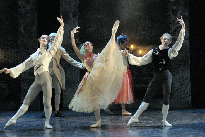 A treat for dance lovers as English National Ballet brings Manon to Manchester I Love Manchester