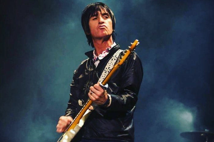 No other city could have produced the confident brilliance of Johnny Marr I Love Manchester