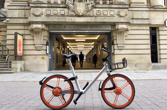 You might remember Mobike - will electric scooters work in Manchester? I Love Manchester