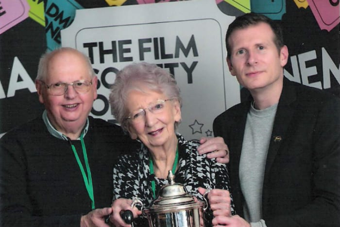 Meet Marjorie Ainsworth: the 96 year-old president of the oldest film society in the UK I Love Manchester