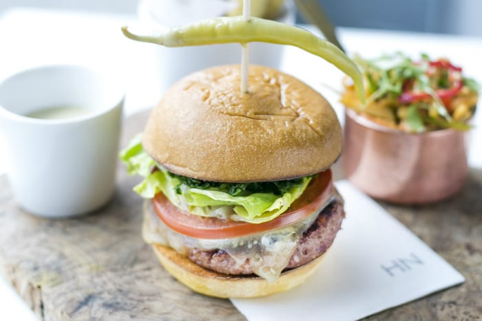 TheUK's first ever meatless 'bleeding' burger is now available in Manchester: but is it any good? I Love Manchester