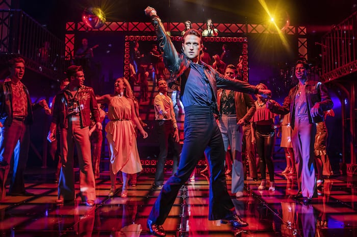 Get discounted tickets for Saturday Night Fever at the Palace Theatre Manchester I Love Manchester