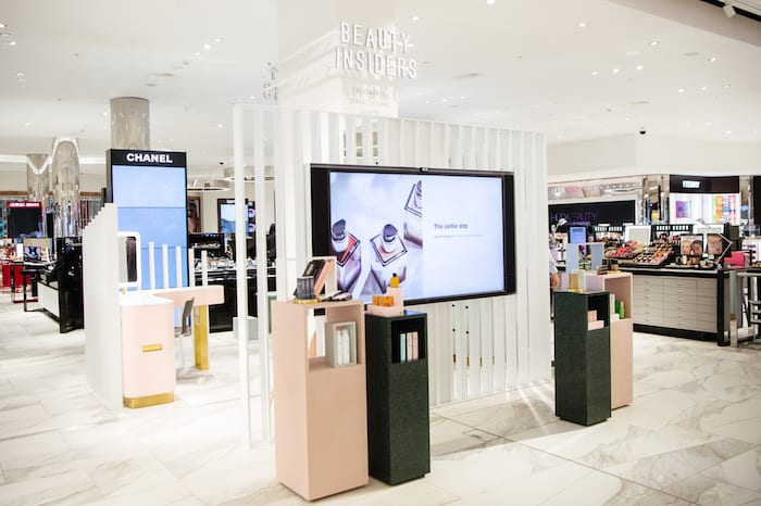 Selfridges unveil biggest beauty hall outside of London - with selfie mirrors, blend-your-own-lipstick and beauty personal shoppers I Love Manchester