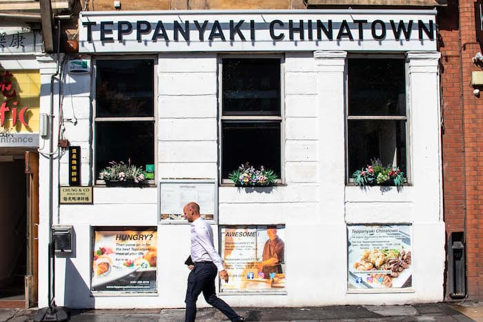 Catch the express lunch at Teppanyaki Chinatown for fast food with flavour Japanese-style I Love Manchester