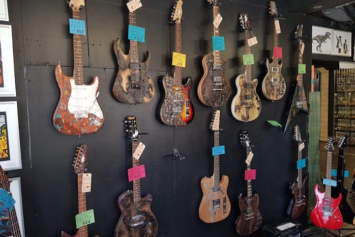 Meet the man who's found a way to electrocute guitars I Love Manchester
