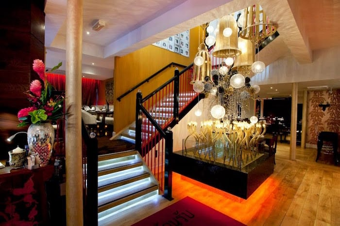 Take a break from the turkey and enjoy a special Christmas dinner at Chaophraya I Love Manchester