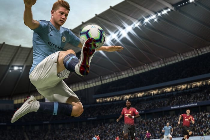 FIFA 19 review: it all kicked off when we asked students to play a Manchester derby I Love Manchester