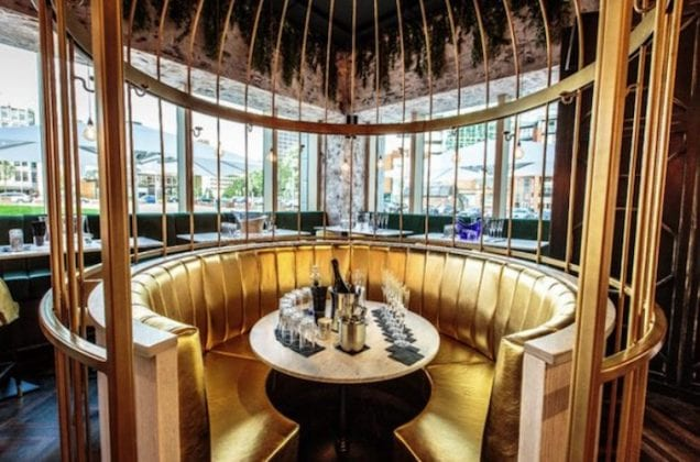 Inside the restaurant and late night bar that's become Manchester's A-list celebrity hotspot I Love Manchester