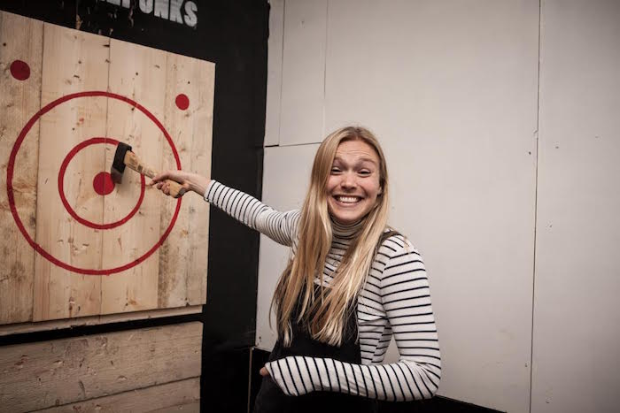 Axe throwing at the Great Northern Warehouse: what do you get for your money and is it really worth it? I Love Manchester
