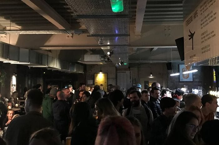 72 hour party people: new four storey Manchester venue opens with three-day launch and free beer I Love Manchester
