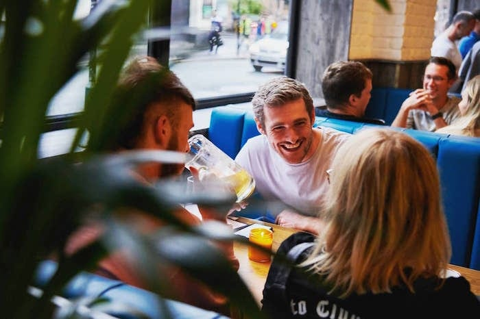 Team behind popular bar Guilty By Association have opened a Scandi-inspired restaurant I Love Manchester