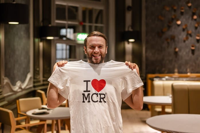 Adam Reid's Great British Menu can now be delivered to your door - what's it like? I Love Manchester