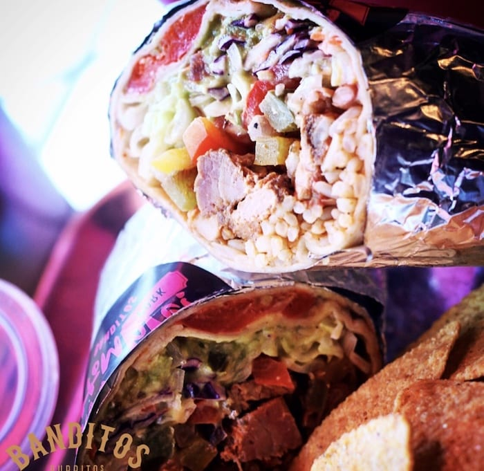 New Mexican bar Banditos has opened on Piccadilly Station approach - and they're giving away 2,500 burritos I Love Manchester