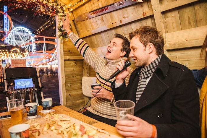 Festive tipis, igloos and snow globes to get cosy in this Christmas in Manchester I Love Manchester