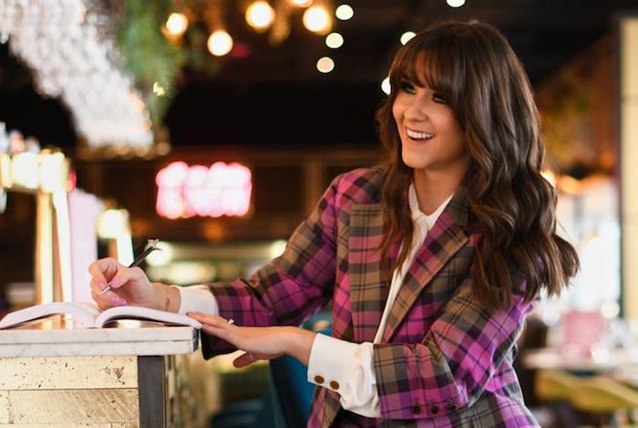 Corrie star Brooke Vincent becomes entrepreneur with her own Oh So B business I Love Manchester