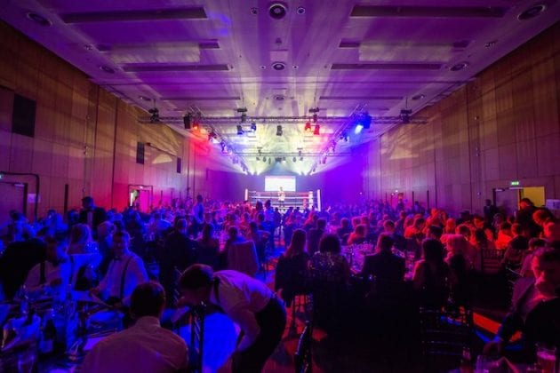 Charity boxing event raises over £45k for Manchester children's hospitals I Love Manchester