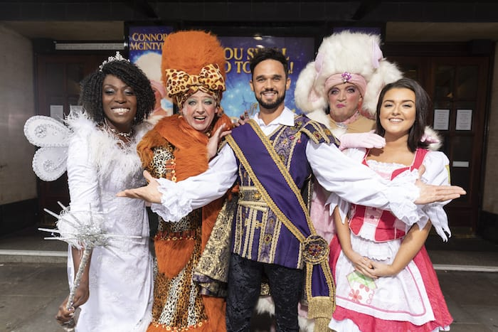 Why Prince Charming Gareth Gates is delighted to be playing panto in Manchester for the first time I Love Manchester