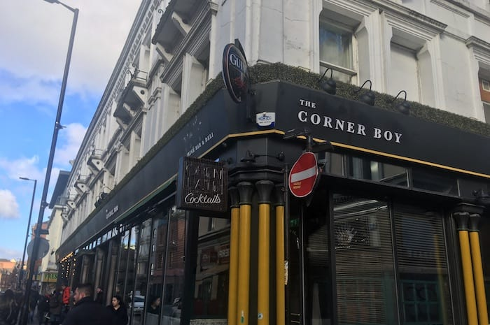 West Corner becomes Irish bar The Corner Boy in Northern Quarter shake-up I Love Manchester