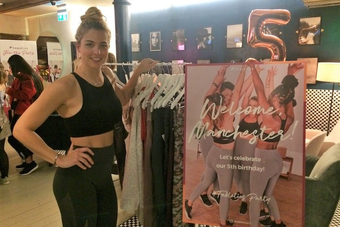Manchester star Gemma Atkinson on fitness, feeling healthy, and how to deal with a bad day I Love Manchester