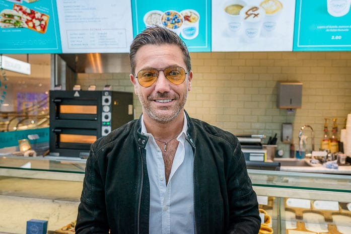 Gino D'Acampo on his new Manchester coffee bar and why pineapple on pizza is a crime against Italian food I Love Manchester