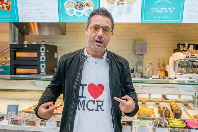 Manchester gift vouchers to buy as a token of love to redeem later I Love Manchester