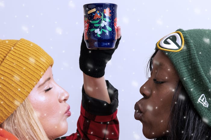 Manchester's famous Christmas mugs get interactive for 2018 I Love Manchester