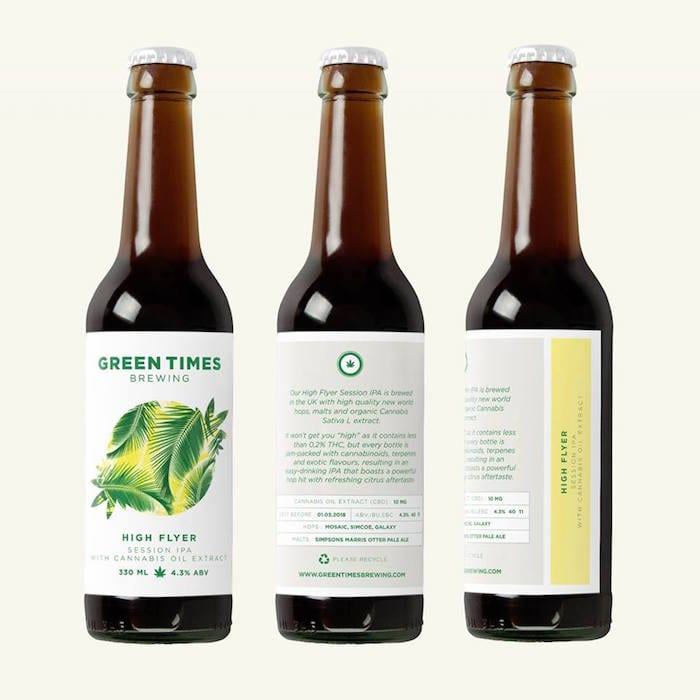 One of the UK's first cannabis-infused beers is coming to Manchester I Love Manchester